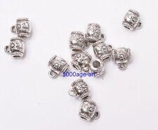 Lead-free Wholesale 28//60Pcs Tibetan Silver  Connectors   Findings  21x15mm