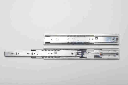 Vollauszug Schubladenschiene Soft close Teleskopschiene Führungsschiene DB45ST40