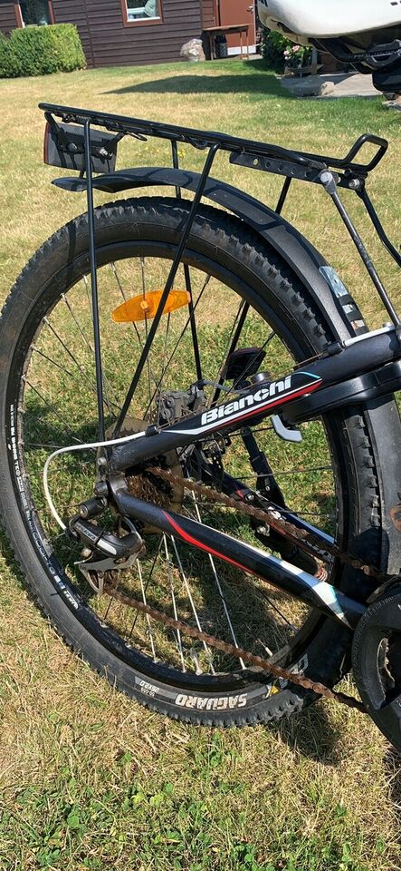 Bianchi Kuma 26.3, anden mountainbike, 24 gear stelnr.