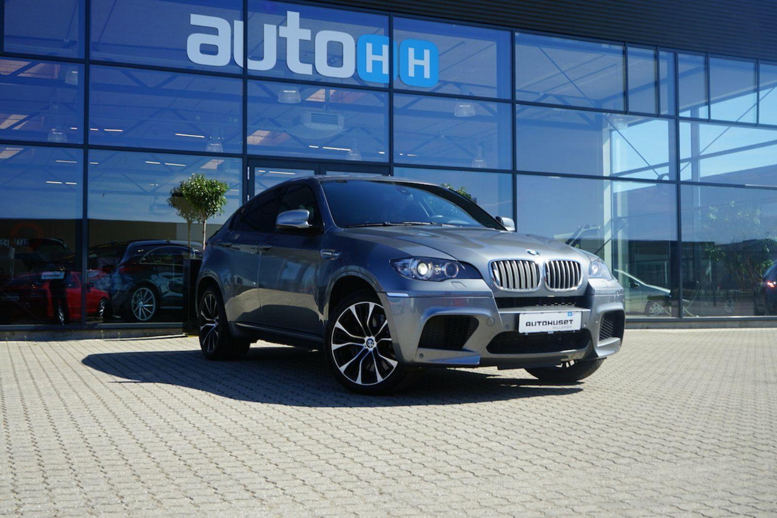 BMW X6 4,4 M aut. 5d