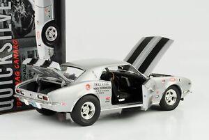 1968-Chevrolet-Drag-Camaro-Quicksilver-1-18-ACME-Gmp