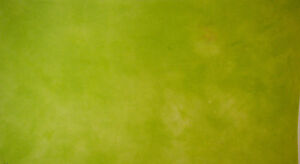 CRAFTS 1//4 YARD LIME SPOT HAND DYED DORR WOOL FOR RUG HOOKING