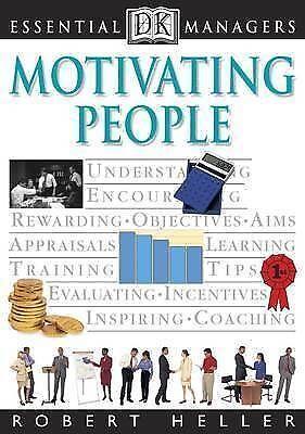 1 of 1 - Motivating People by Robert Heller (Paperback, 1998)