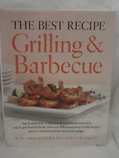 THE BEST RECIPE GRILLING & BARBECUE COOK'S ILLUSTRATED 2001 1ST ED BOSTON COMM