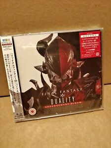 FINAL FANTASY XIV (14) dualismo accordo album + codice (Blu-Ray) NUOVO SIGILLATO