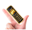 miniatura 2 - Struttura in Metallo Ultra Sottile Telefono Cellulare mparty V7+ Super Mini Cellulare Bluetooth