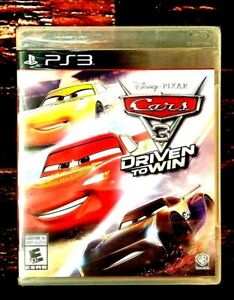 Cars 3: Driven to Win - PS3 - Sony PlayStation 3 - Brand NEW - Sealed
