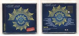 Cd-CHILL-OUT-Compilation-NUOVO-TUTTO-2002-Govinda-Luca-Gatti-Carlito-039-s-Vision