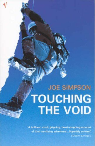 1 of 1 - Touching The Void by Simpson, Joe 0099771012 The Cheap Fast Free Post