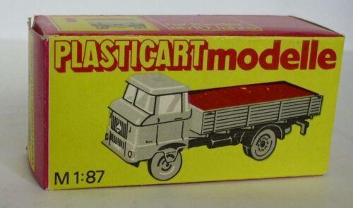 Repro Box Plastikart W 50 Pritsche mit Ladegut 1:87