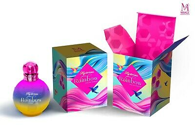 MYSTERIOUS RAINBOW Celebrity 3.4 oz EDP Perfume by MIRAGE BRANDS  818098020608 | eBay