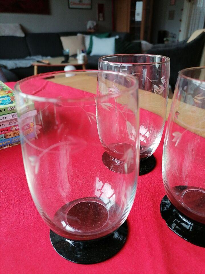Glas, Vandglas, Holmegaard