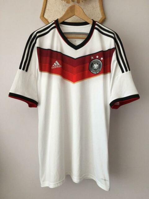 GERMANY 2014 2015 WORLD CUP HOME FOOTBALL SOCCER SHIRT ...