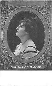 POSTCARD-ACTRESSES-EVELYN-MILLARD