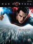 Man of Steel -- Sheet Music Selections from the Original Motion Picture Soundtrack: Piano Solos by Alfred Publishing Co., Inc. (Paperback / softback, 2013)