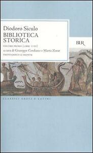 Biblioteca-storica-Testo-greco-a-fronte-DIODORO-SICULO-BUR-RIZZOLI-LIBRI