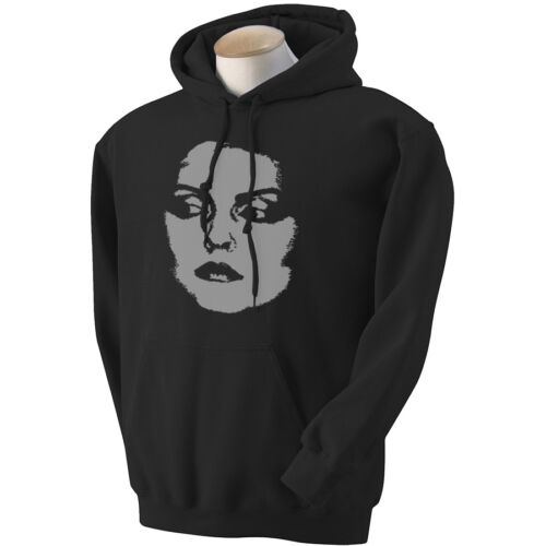 BLONDIE MUSIC HOODIE MENS LADIES UNISEX DEBBIE HARRY HOODY GIFT W17