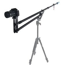 Andoer Portable DSLR Mini Jib Video Camera DV Crane Jibs Rocker Arm Extention...
