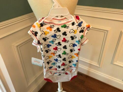 Disney Mickey Mouse 2Pc Bodysuit Set