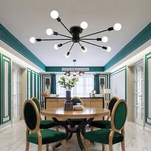 Kitchen-Lamp-Black-Pendant-Light-Bar-Chandelier-Lighting-Bedroom-Ceiling-Lights