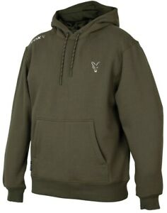 Fox Collection Green /& Silver Lightweight Hoody//Jogger Combo **NEW FOR 2019**