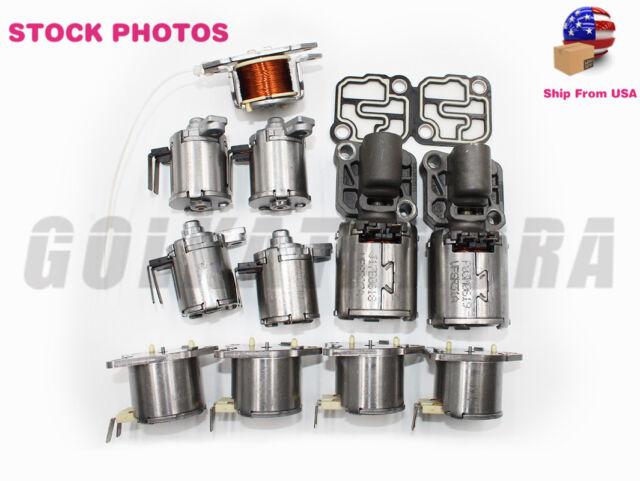 OEM DQ250 DSG 02E Automatic Transmission Solenoids 6speed kit Audi Skoda VW Seat