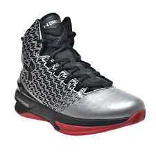 9293a3b842fd item 3 Under Armour 1269274-107 Clutchfit Drive 3 Silver Black Basketball  Shoes 12.5 -Under Armour 1269274-107 Clutchfit Drive 3 Silver Black  Basketball ...