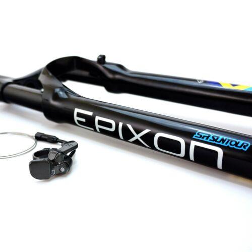 Suntour Epixon Epicon XC Air Fork MTB 27.5//29 Remote Control Lock 100MM//120MM