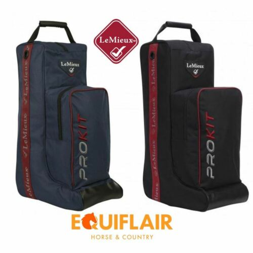 LeMieux ShowKit Boot and Hat Bag Equine Luggage