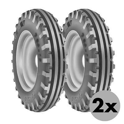 Schlepperreifen 2x Traktorreifen 5.00-16 6PR//76A8 BKT TF8181 Reifen für Traktor