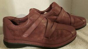 PG-Lite-6602-80317-Women-039-s-Brown-Leather-shoes-US-10D