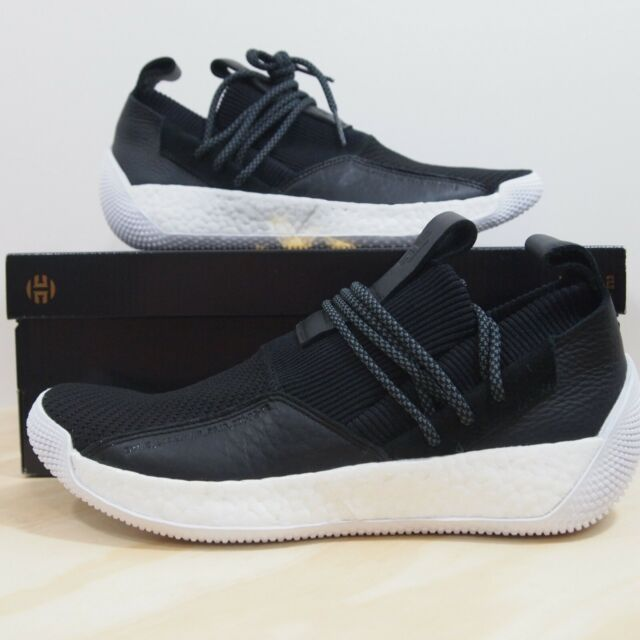 9522f1b68771 adidas Harden LS 2 Men s Size 9 Core Black Cloud White for sale online