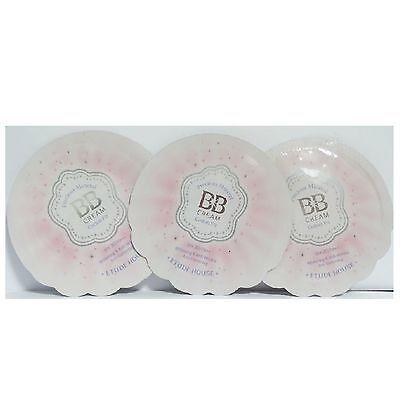 Etude House Precious Mineral BB Cream Bright Fit W13 natural beige Samples 3pcs