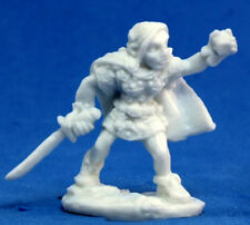 1 x INGRID GNOME - BONES REAPER figurine miniature d&d rogue pathfinder 77167