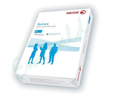 A4 Plain White XEROX Printing Copier Paper 80gsm - 150 Sheets