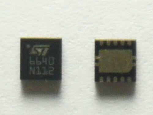 10 PCS ST PM6640 PM 6640 14pin QFN IC Chip Chipset