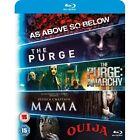 Mama/the Purge/the Purge Anarchy/ouija/as Above so Below 5053083046569 Hawke