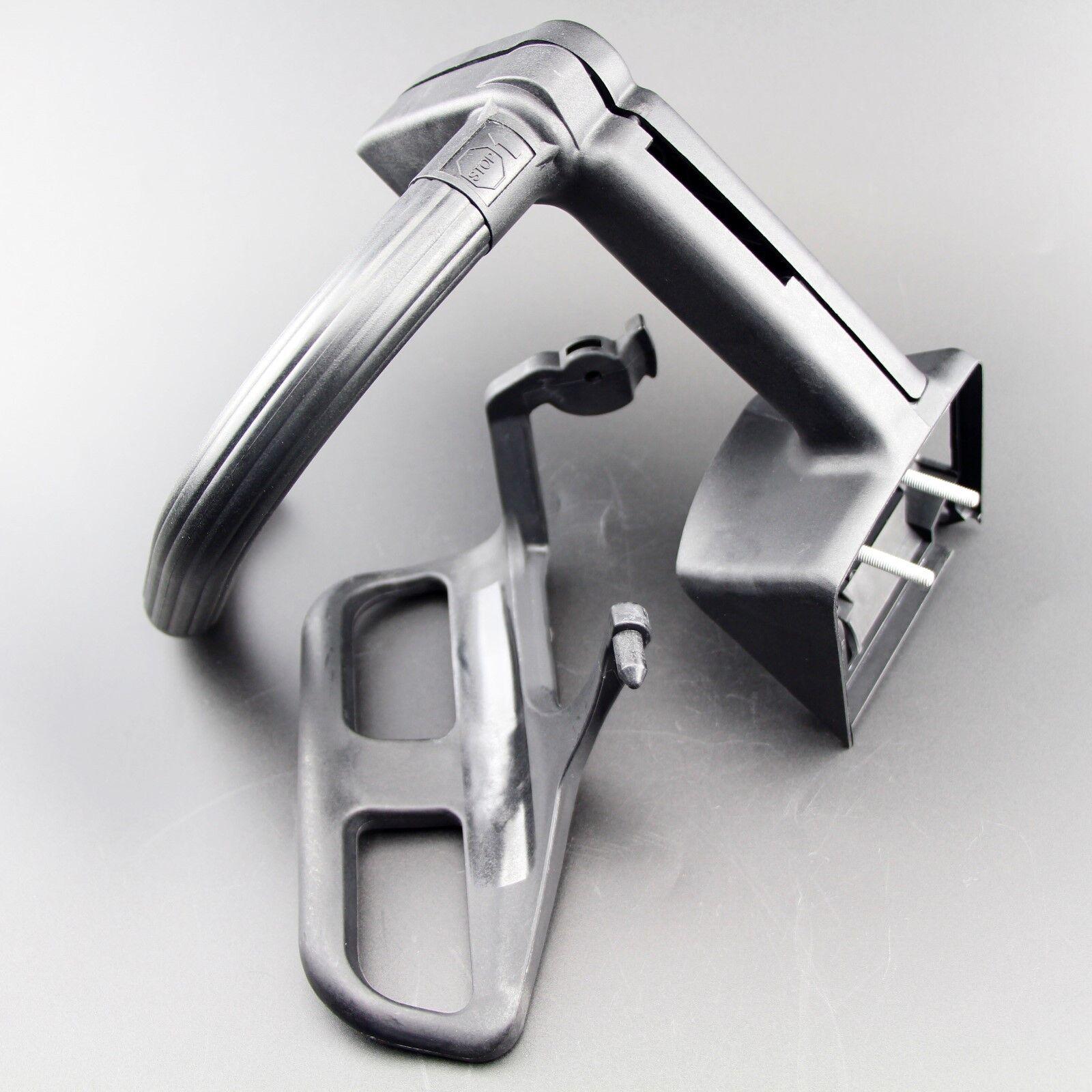 Manija súperior barra de mano de Freno Mango de Projoección de la vivienda para Motosierra Stihl MS200T 020T
