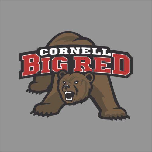 Cornell Big Red NCAA College Vinyl Decal Sticker Car Window Wall