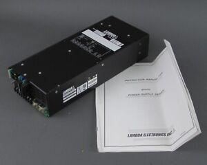 Nuevo-Lambda-RP0530-5AK-Z-Potencia-Suministro-5-Output-500W-3-3Vdc-75-Un