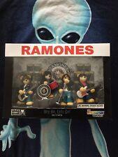 Ramones Toxic Teddies Figures Johnny Ramone