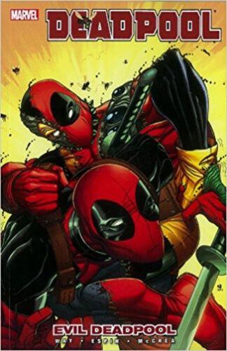 1 of 1 - Deadpool - Vol. 10: Evil Deadpool, Daniel  Way, Salvador  Espin, Excellent Book