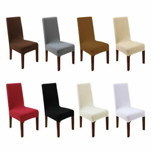 Pleasant Details About Polyester Stretch Chair Cover Wedding Banquet Party Decor Dining Room Seat Cover Inzonedesignstudio Interior Chair Design Inzonedesignstudiocom