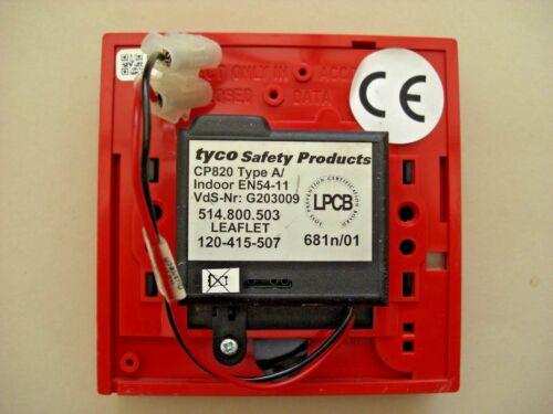 £ 24 TYCO-Thorn-TSA CP820 adressable call point 514.800.503