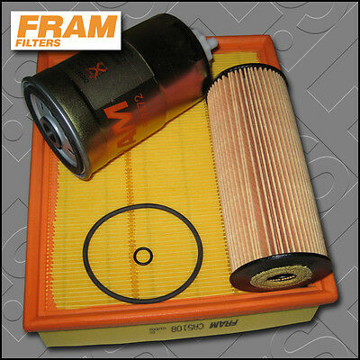 AFN AHH AHU AVG VW PASSAT 1997-2000 1.9TDI SERVICE KIT OIL FUEL AIR FILTERS