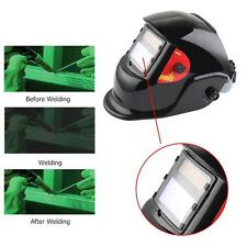Solar Auto Darkening Welding Helmet Tig Mask Grinding Welder Lens Mask 13# UP