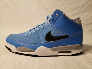 size 40 589d1 10564 Image is loading Nike-Air-Flight-Classic-Blue-Black-Grey-Mens-