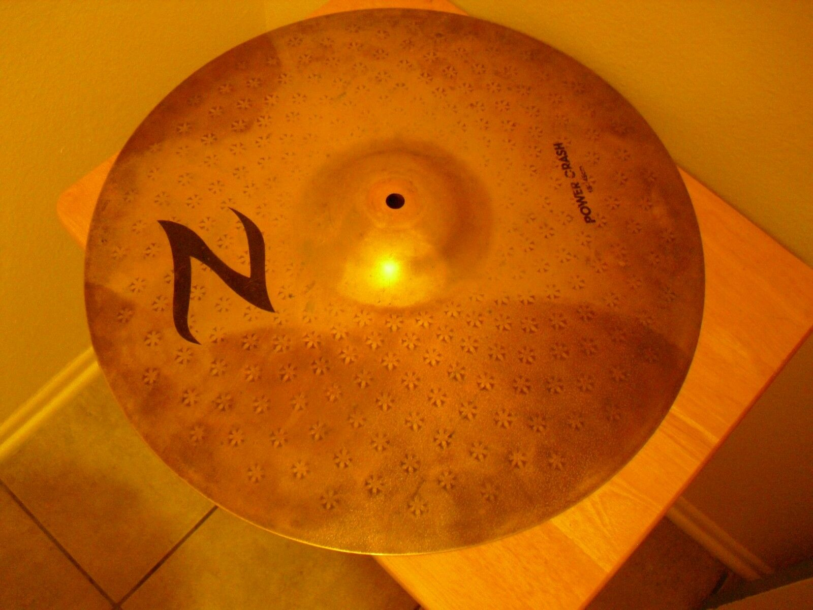 18  Zildjian Z Series Power Crash Cymbal 1900g