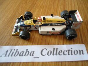 HELLER-Williams-HONDA-v6-F1-Vainqueur-GP-HONGRIE-1986-Nelson-Piquet-1-43-KIT