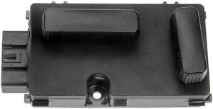 Dorman-901-201-Power-Seat-Switch-Right-Side-Fits-99-06-Chevy-amp-GMC-Vehicles